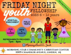 Friday Night Youth Fellowship