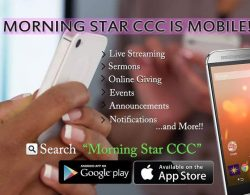 MSCCC Is Now Mobile