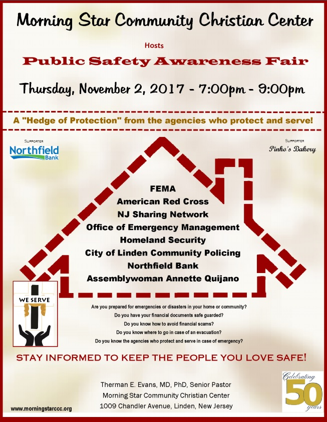 Public Safety Awarenewss Fair