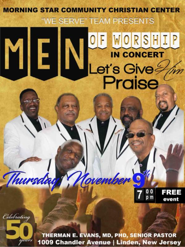 Men Of Worship