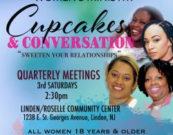 Women's Ministry Cupcakes and Conversation