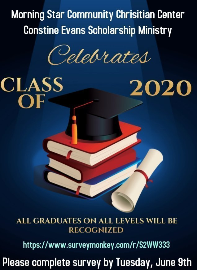 Celebrate our Class of 2020 – Survey