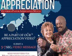 Pastor Appreciation Month!